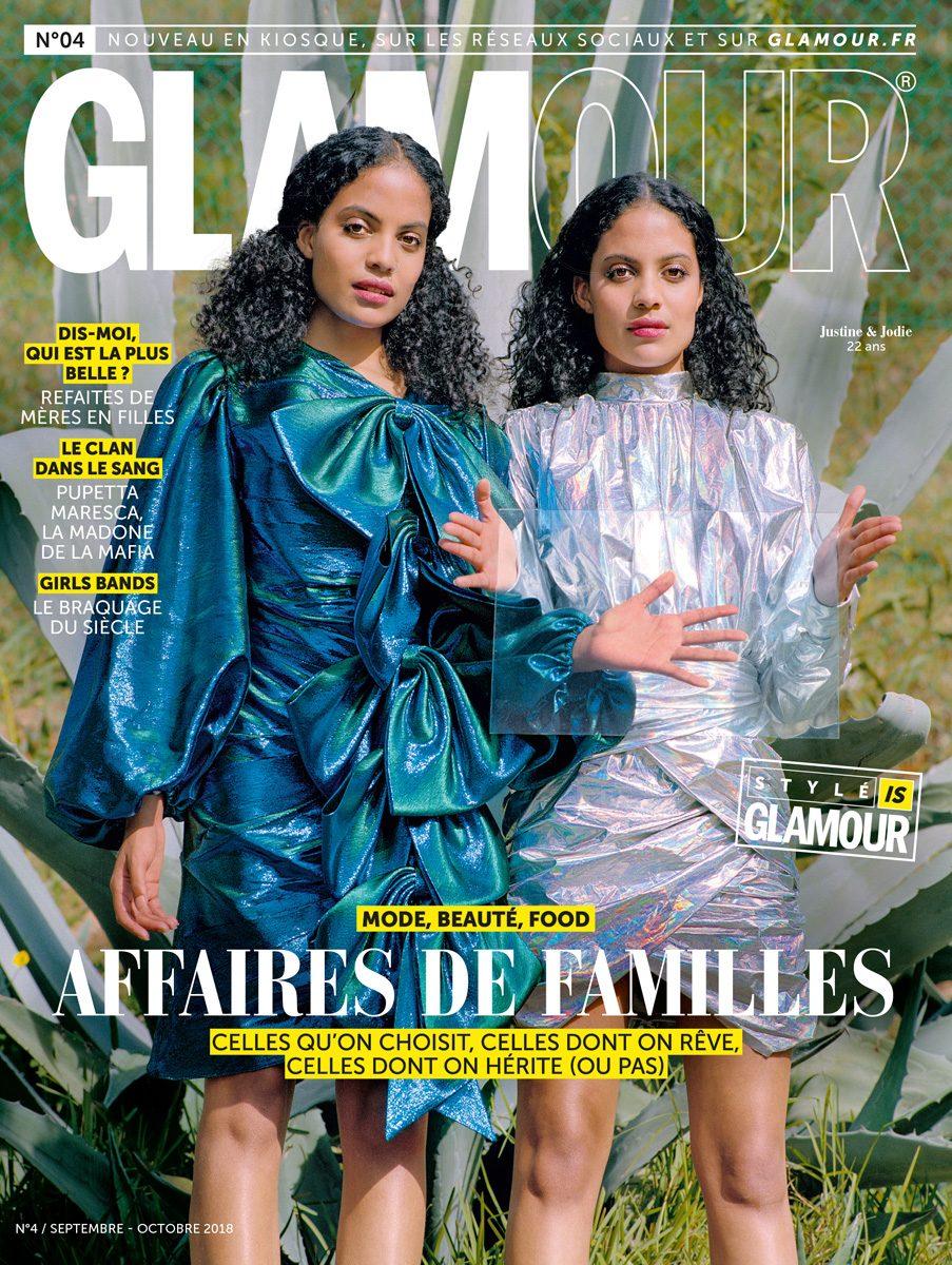 2019 authentique recherche de véritables nouveaux styles GLAMOUR FRANCE — One League Creative Management